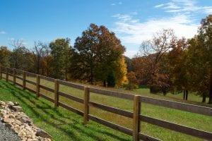 fence by field