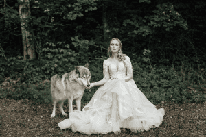 bride with wolf 3