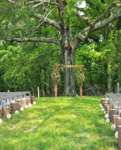 Wedding Nature Setting 7
