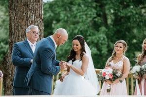 tree deck wedding 4
