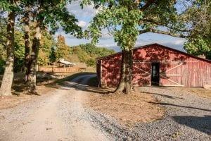 Rustic Barn Wedding Venue