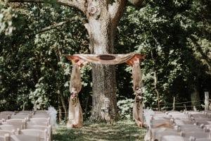 Johnson Wedding set up