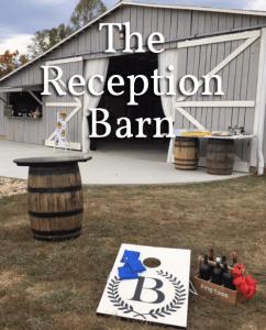 The Reception Barn 2