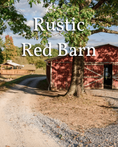 Rustic Red Barn 2