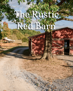 The Rustic Red Barn